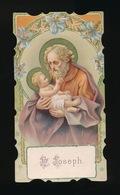 ST.JOSEPH 12 X 6.5 CM - Imágenes Religiosas
