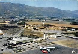 20-BASTIA-PORETTA- VUE AERIENNE DE L'AEROPORT - Bastia