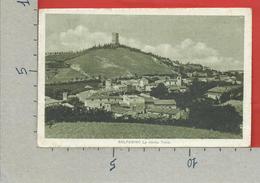 CARTOLINA NV ITALIA - SOLFERINO (MN) - La Storica Torre - Scritta 1918 - 9 X 14 - Mantova