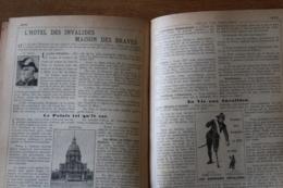 1900  Almanach Du Drapeau  Honneur Et Patrie  Livret Du Patriote - Documenti