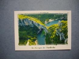 LES GORGES DE L'ARDECHE  -  07  -  Le Pont D'Arc  -  Arche Naturelle   -  ARDECHE  - - Autres Communes