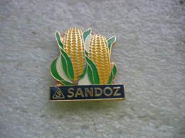 Pin's De La Firme Pharmaceutique Suisse SANDOZ - Zonder Classificatie