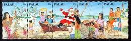 Serie De Palau N ºYvert 557/61 ** NAVIDAD - Palau