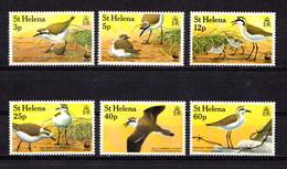 SAINT  HELENA    1993    Endangered  Species    Set  Of  6    MNH - Saint Helena Island
