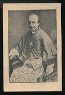 MGR. EMILIUS SEGHERS - BISSCHOP GENT - GENT 1855 - 1927   2 SCANS - Décès