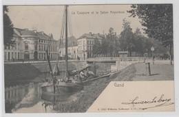 Gand  Gent   La Coupure Et Le Salon Napoléon  Edit Hoffmann N° 5345 - Gent