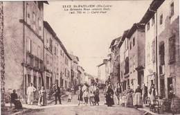 ST PAULIEN  La Grande Rue - France