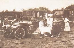 GB Nostalgia Royal Ascot June 1921 Postcard Unused Good Condition - Cartes Postales
