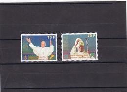 Rwanda Nº 1307 Al 1308 - Rwanda