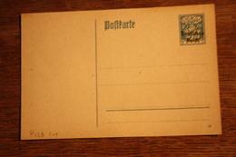( 2836 ) Ganzsache Deutsches Reich P 128 I / 01 *  -   Erhaltung Siehe Bild - Postwaardestukken