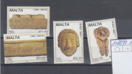 Malta (AK) Michel Cat.No. Mnh/** 1488/1491 - Malta