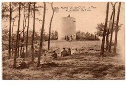 MONT DE L' ENCLUS. LA TOUR. - Mont-de-l'Enclus