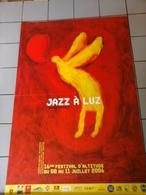 Affiche - Jazz à Luz 16° Festival D'Altitude 2006 - Manifesti & Poster