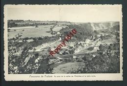 Panorama De Fraiture - Au Pied De La Vallée De L'Amblève Et La Belle Roche - Comblain-au-Pont