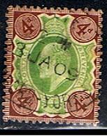 (W 35) GREAT BRITAIN // YVERT 112 // 1902-10 - 1902-1951 (Rois)
