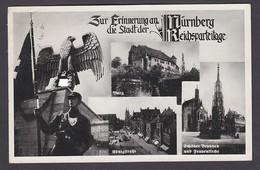 Zur Erinnerung An Nürnberg 1938 - Weltkrieg 1939-45