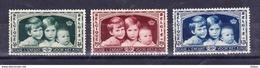 België 1935 Nr 404/406 ** ,zeer Mooi Lot Krt 3509, KOOPJE ,   Zie Ook Andere Mooie Loten - Collections (sans Albums)