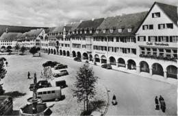 AK 0215  Freudenstadt - Marktplatz / Verlag Gebr. Metz Um 1950-60 - Freudenstadt