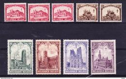 België 1928 Nr 267/72 * ,zeer Mooi Lot Krt 3507, KOOPJE ,   Zie Ook Andere Mooie Loten - Collections (sans Albums)