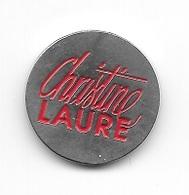 Jeton De Caddie  Ville, Marque Et Fabrication De Vêtements  CHRISTINE  LAURE  à  GRAY ( 70 ) - Jetons De Caddies