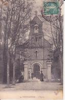 CPA - 34. CHATELAILLON L'église - Châtelaillon-Plage