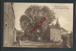 """Fraiture-Comblain - Un Coin Rustique Du Village. Promenades Et Excursions Du """"Guide Aqualien"""". Animée. - Comblain-au-Pont"""