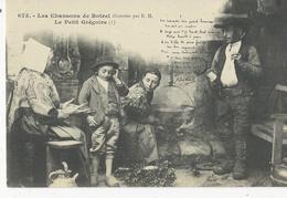 Bretagne  Botrel  Le Petit Gregoire    675 - Autres Photographes