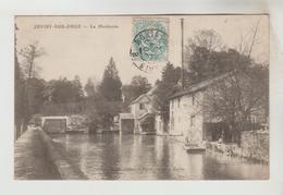 CPA JUVISY SUR ORGE (Essonne) - La Marbrerie - Juvisy-sur-Orge