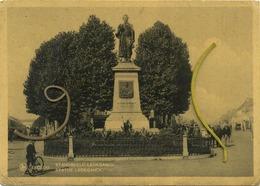 Eecloo - Eeklo : Standbeeld Ledeganck  (  Geschreven 1935 Met Zegel )  Formaat 15 X 10.5 Cm - Eeklo