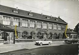 Aarschot : Rijksmiddelbare Meisjesschoom    (  Formaat 15 X 10.5 Cm ) Old Cars - Aarschot