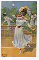 Arthur Thiele Serie 851 Cat Poes Chat Tennis - Thiele, Arthur