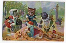 Arthur Thiele Serie 1010 Cat Poes Chat - Thiele, Arthur