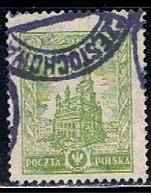 (M 90) POLAND // YVERT 313 // 1925-26 - 1919-1939 Republic