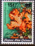 PAPUA NEW GUINEA 1987 SG #562 15t On 12t Used - Papua New Guinea