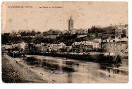 SOUVENIR DE THUIN. LES BORDS DE LA SAMBRE - Thuin