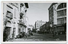 83 : HYERES - AVENUE GAMBETTA - Hyeres