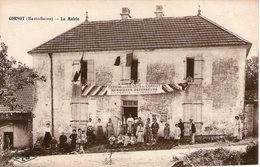 (Hte Saone)  CPA  Cornot  La Mairie  (Bon Etat) - Autres Communes