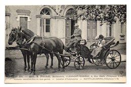 BAL & FAURE -  CLERMOND-FERRAND - Locations D'Automobiles - Royat-les-Bains . - Clermont Ferrand
