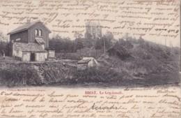 Diest Le Grasbosch Circulée En 1902 - Diest