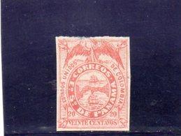 PANAMA 1878 SANS GOMME DEFECTEUX - Panama