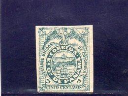 PANAMA 1878 * AMINCI - Panama