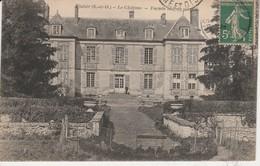 78 - PLAISIR - Le Château - Façade Côté Du Perron - Plaisir