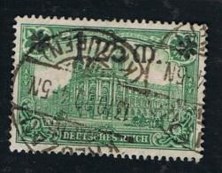 1920 Juni Deutsches Reich Mi DR 116  Sn DE 115 Yt DR 116 Sg DR 137 Gestempelt O - Used Stamps