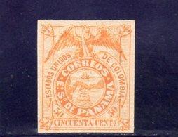 PANAMA 1878 * - Panama