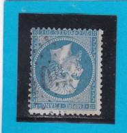 N° 22  GC  4059   UZERCHE  / 18 - CORREZE  - REF 14116 - 1862 Napoleon III