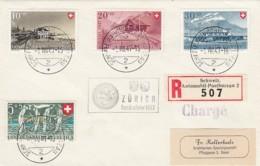 Schweiz R Brief 1947 - Suisse