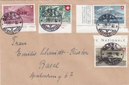 Schweiz Brief 1947 - Schweiz