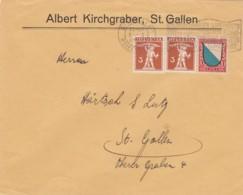 Schweiz Brief 1921 - Briefe U. Dokumente