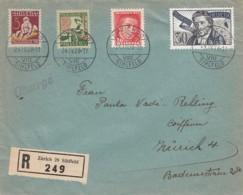 Schweiz Brief 1928 - Briefe U. Dokumente