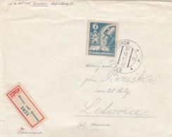 Ceskoslovensko R Brief 1945 - Tschechoslowakei/CSSR
